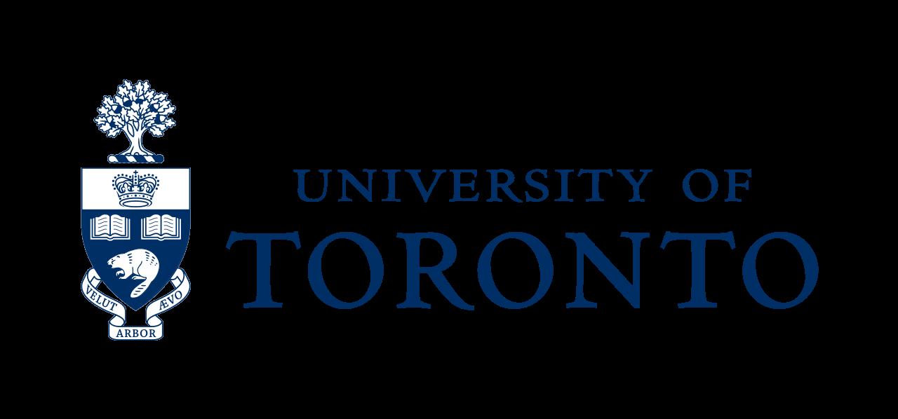 University of toronto logo png download 875*555 free.